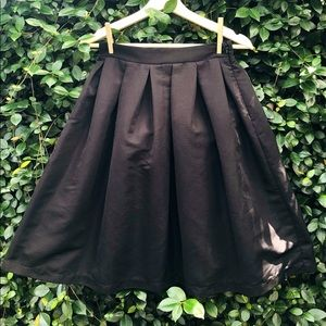 Black Skirt Forever 21
